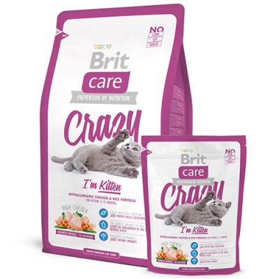 Brit Care Cat Crazy Kitten