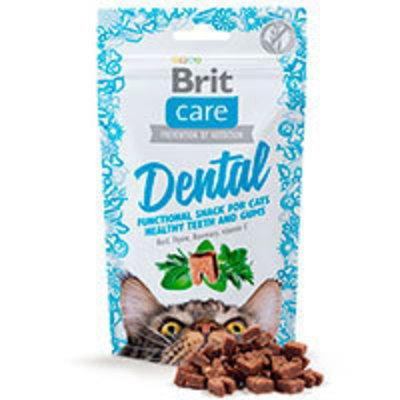 Brit Care Cat Snack Dental