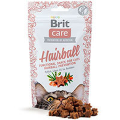 Brit Care Cat Snack Hairball