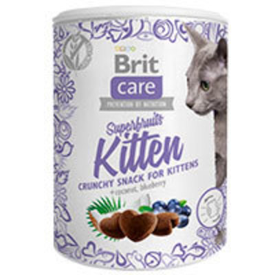 Brit Care Cat Snack Superfruits Kitten