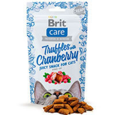 Brit Care Cat Snack Truffles Cramberry