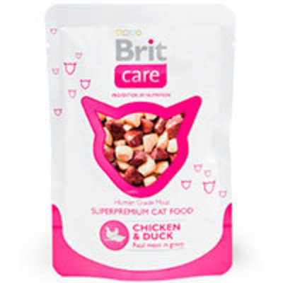 Brit Care Pouch Chicken & Duck