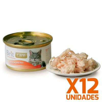 Brit Care Chicken Pack 12 Unidades