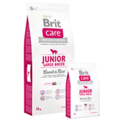 Brit Care Junior Large Lamb & Rice