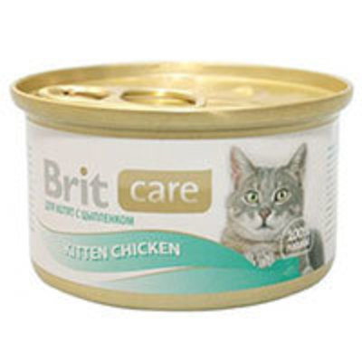 Brit Care Kitten Chicken