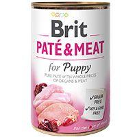 Brit Care Paté & Meat Puppy