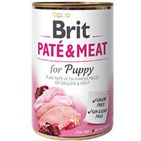 Brit Care Paté & Meat Puppy