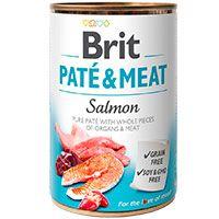 Brit Care Paté & Meat Salmón