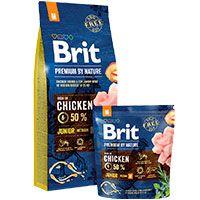 Brit Premium by Nature Junior M