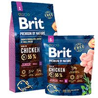 Brit Premium by Nature Junior Small