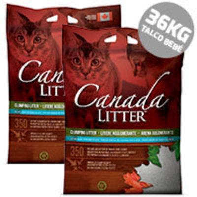 Canada Litter - Arena Sanitaria 36kg