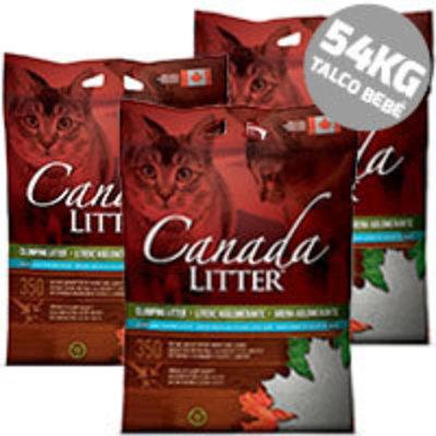 Canada Litter - Arena Sanitaria 54kg