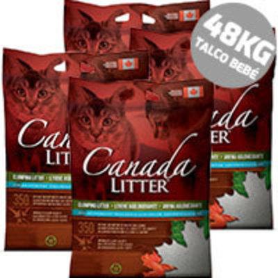 Canada Litter - Arena Sanitaria - Pack 48kg