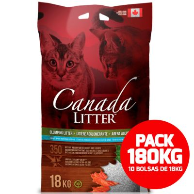 Canada Litter - Arena Sanitaria 180kg