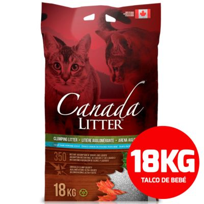 Canada Litter - Arena Sanitaria 18kg