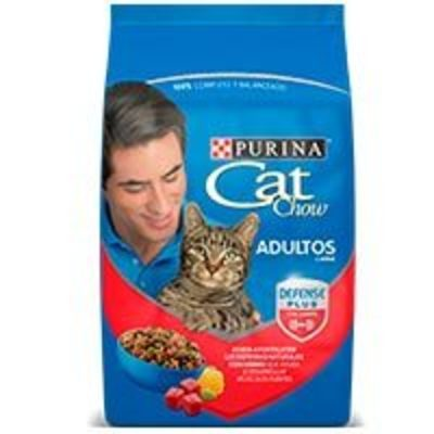 Purina Cat Chow Adultos Carne con Defense Plus