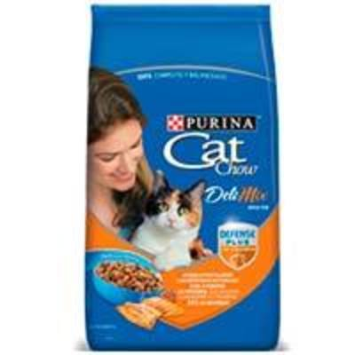 Purina Cat Chow Adultos Delimix con Defense Plus