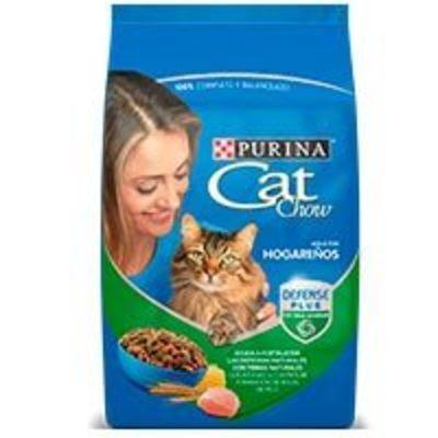 Purina Cat Chow Hogareños con Defense Plus