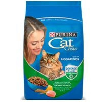 Purina Cat Chow Hogareños con Defense Plus