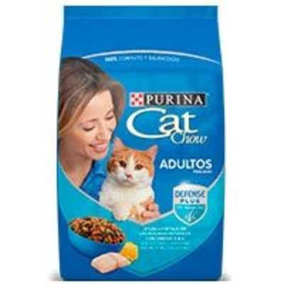 Purina Cat Chow Adultos Pescado con Defense Plus