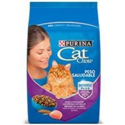 Purina Cat Chow Peso Saludable con Defense Plus