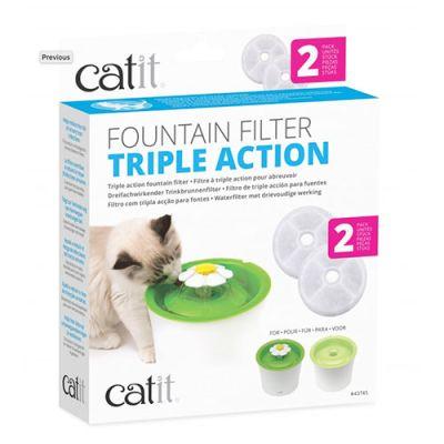 Cat It Filtros para Fuente Flor 3Litros