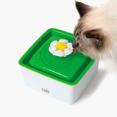 Cat it Fuente Bebedera Flor 1.5L