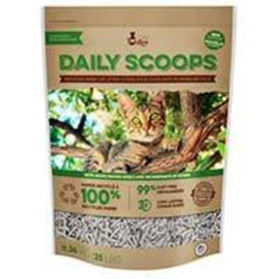 Daily Scoops Paper Cat Litter