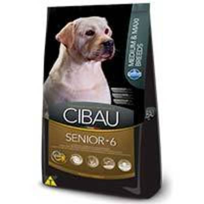 Cibau Senior Medium & Maxi