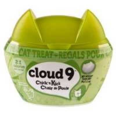 Cloud 9 Pollo - Golosinas para gatos