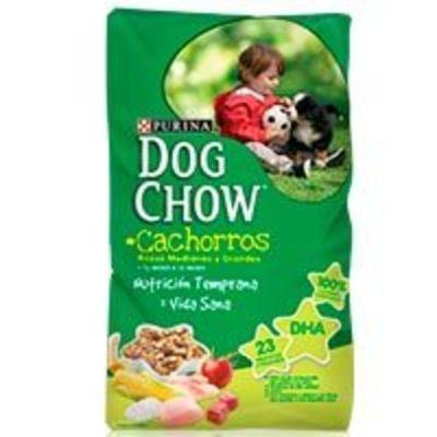 Purina Dog Chow Cachorros Razas Medianas y Grandes