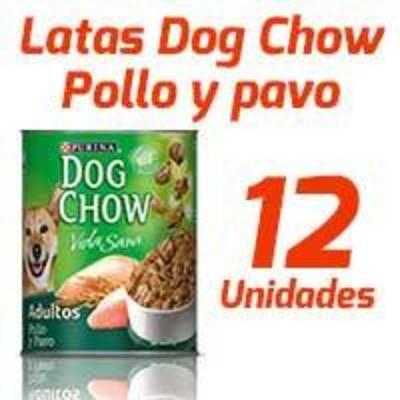 Dog Chow Latas - Pack 12 unidades