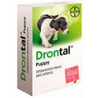 Drontal Antiparasitario para Perros Cachorros