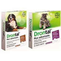 Drontal Antiparasitario para Perros