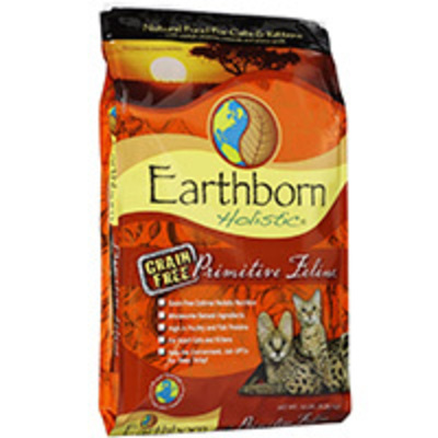 Earthborn Holistic Cat Primitive