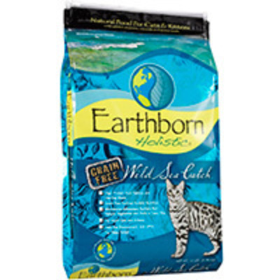 Earthborn Holistic Cat Wild Sea Catch