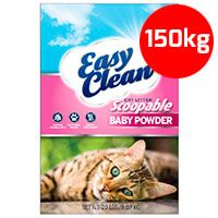 Easy Clean Pestell - Arena Sanitaria - Pack 150kg