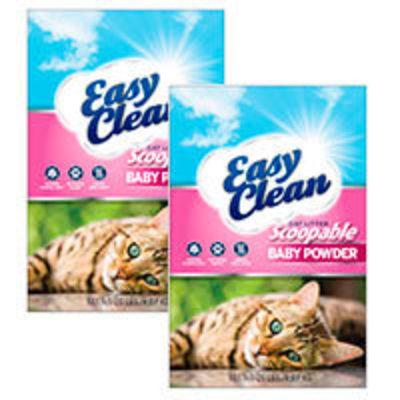 Easy Clean Pestell - Arena Sanitaria - Pack 30kg
