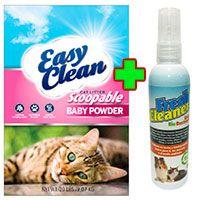 Easy Clean Pestell + Fresh Cleaner Urine Bio Destroyer 120ml