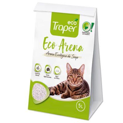 Eco Traper Arena Ecológica 2.5kg