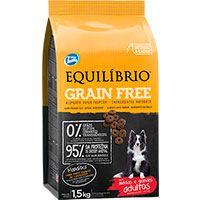 Equilibrio Grain Free Perros Adultos Medianos y Grandes