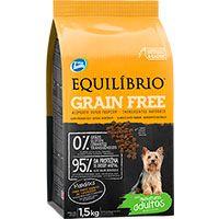 Equilibrio Grain Free Perros Adultos Razas Pequeñas