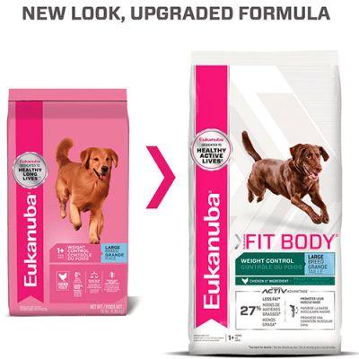 Eukanuba Fit Body Large Weight Control