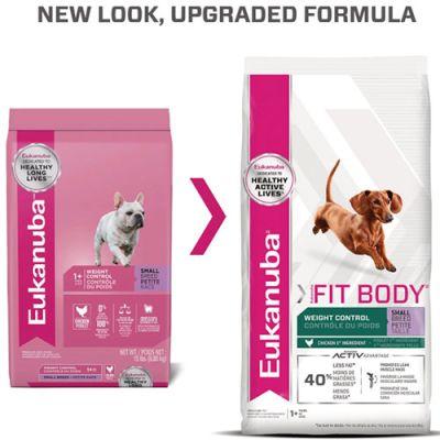 Eukanuba Fit Body Small Weight Control