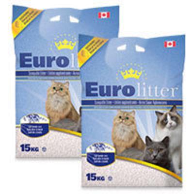 Euro Litter - Arena Sanitaria - Pack 30kg