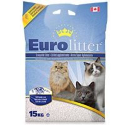 Euro Litter - Arena Sanitaria - 15kg