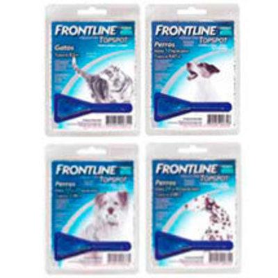 Frontline Topspot Pipetas