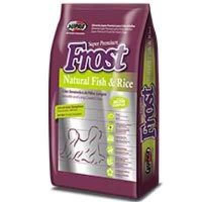 Frost Dog Natural Fish & Rice
