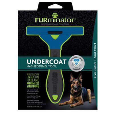 FURminator SHORT HAIR deShedding Tools FOR DOG Large