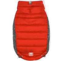 GFPET Chaqueta Orford Rojo Gris
